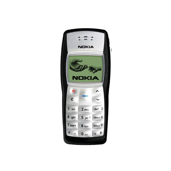 Nokia 1100 Refurbished Mobile Phone