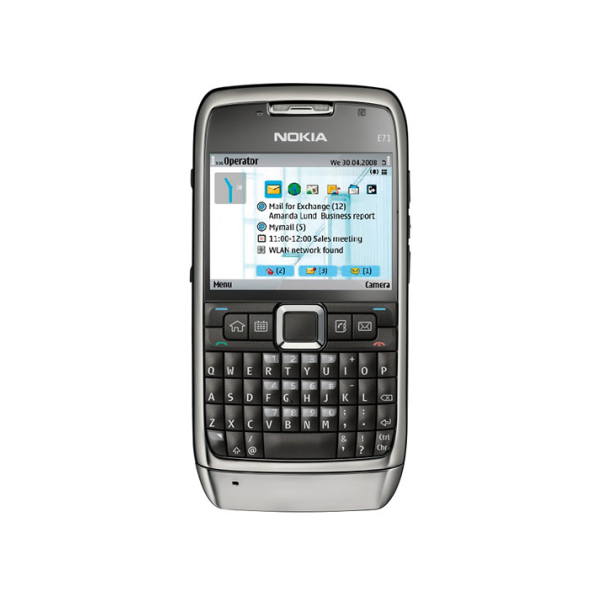 Nokia E71 Refurbished Mobile Phone