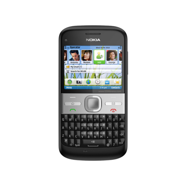 Nokia E5 Refurbished Mobile Phone