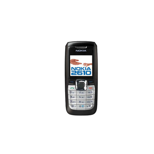 Nokia 2610 Refurbished Mobile Phone