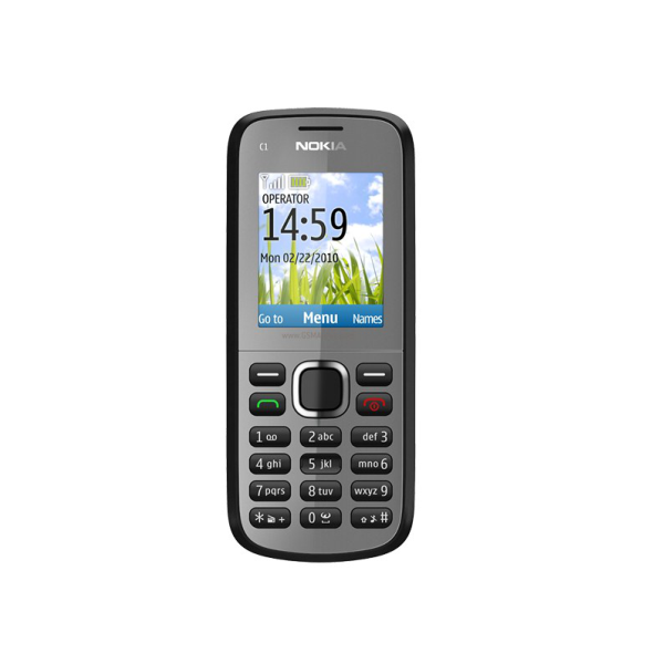 Nokia C1-02 Refurbished Mobile Phone