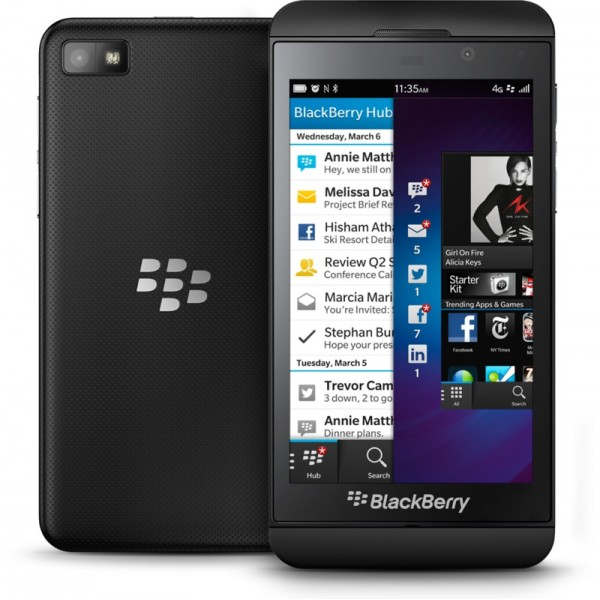 Blackberry Z10 Refurbished Mobile Phone